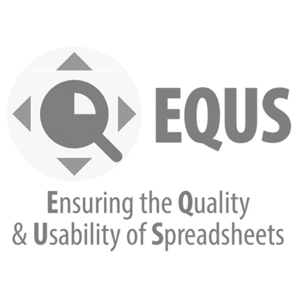 EQUS - Ensuring the Quality and Usability of Spreadsheets