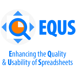 EQUS - Enhancing the Quality & Usability of Spreadsheets
