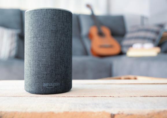 Amazon Alexa - AI driven speech recognition